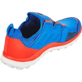 adidas TERREX Agravic Boa Kengät Miehet, blue beauty/core black/active red